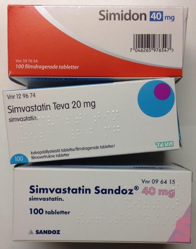medicin mot muskelinflammation